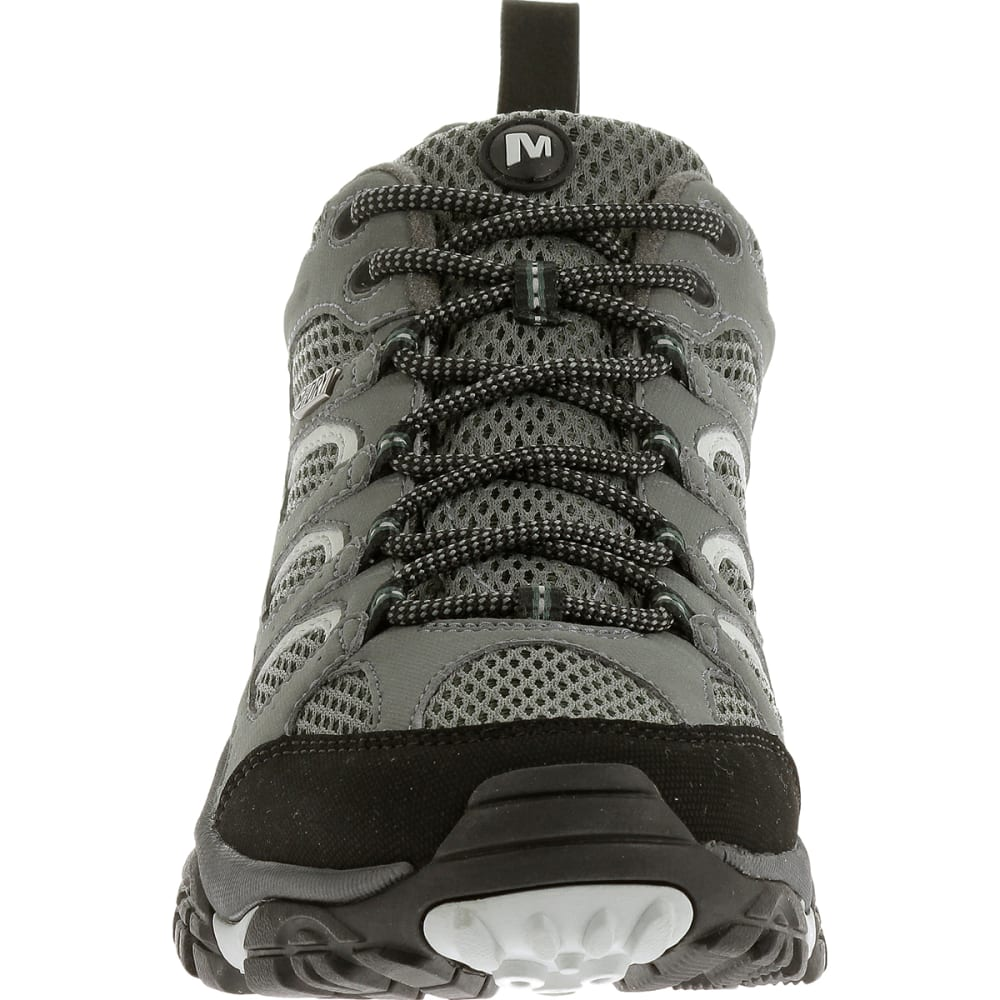 MERRELL Men's Moab Waterproof Hiking Shoes, Sedona Sage - SEDONA SAGE