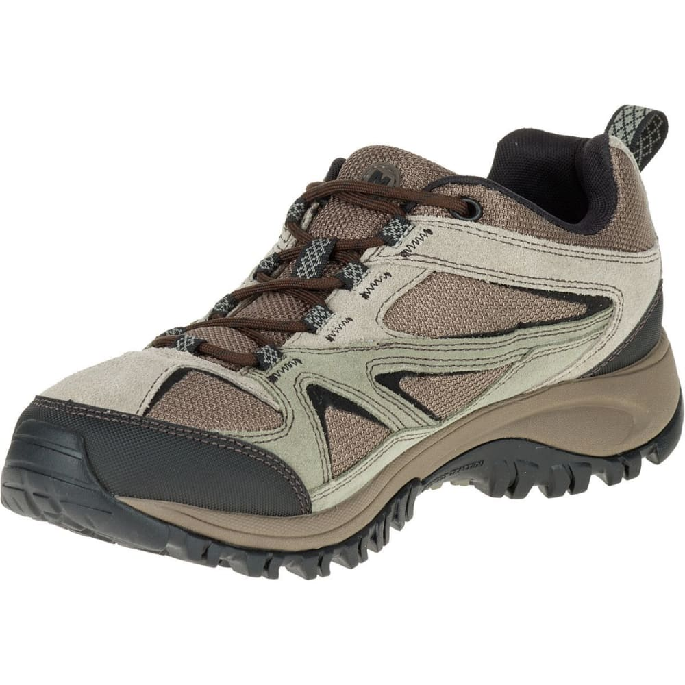 MERRELL Men's Phoenix Bluff Hiking Shoes, Putty - PUTTY