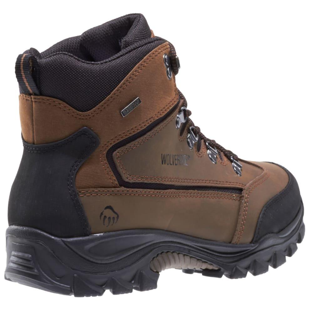 WOLVERINE Men's Spencer Mid Boots, Medium Width - BROWN