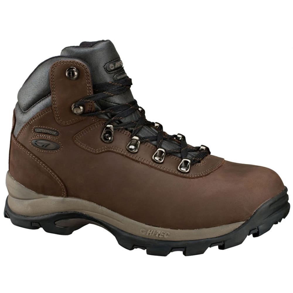 HI-TEC Men's Altitude IV Boots, Medium Width - BROWN
