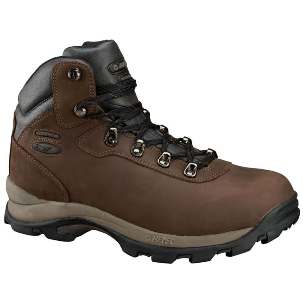 HI-TEC Men's Altitude IV Boots, Wide Width, Brown 7.5