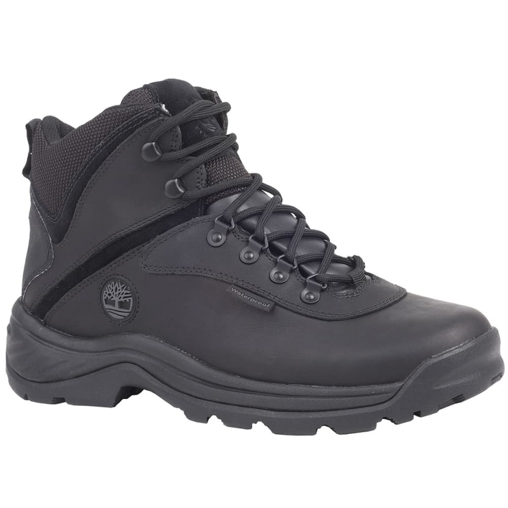 TIMBERLAND Men's White Ledge Boots, Medium Width - BLACK