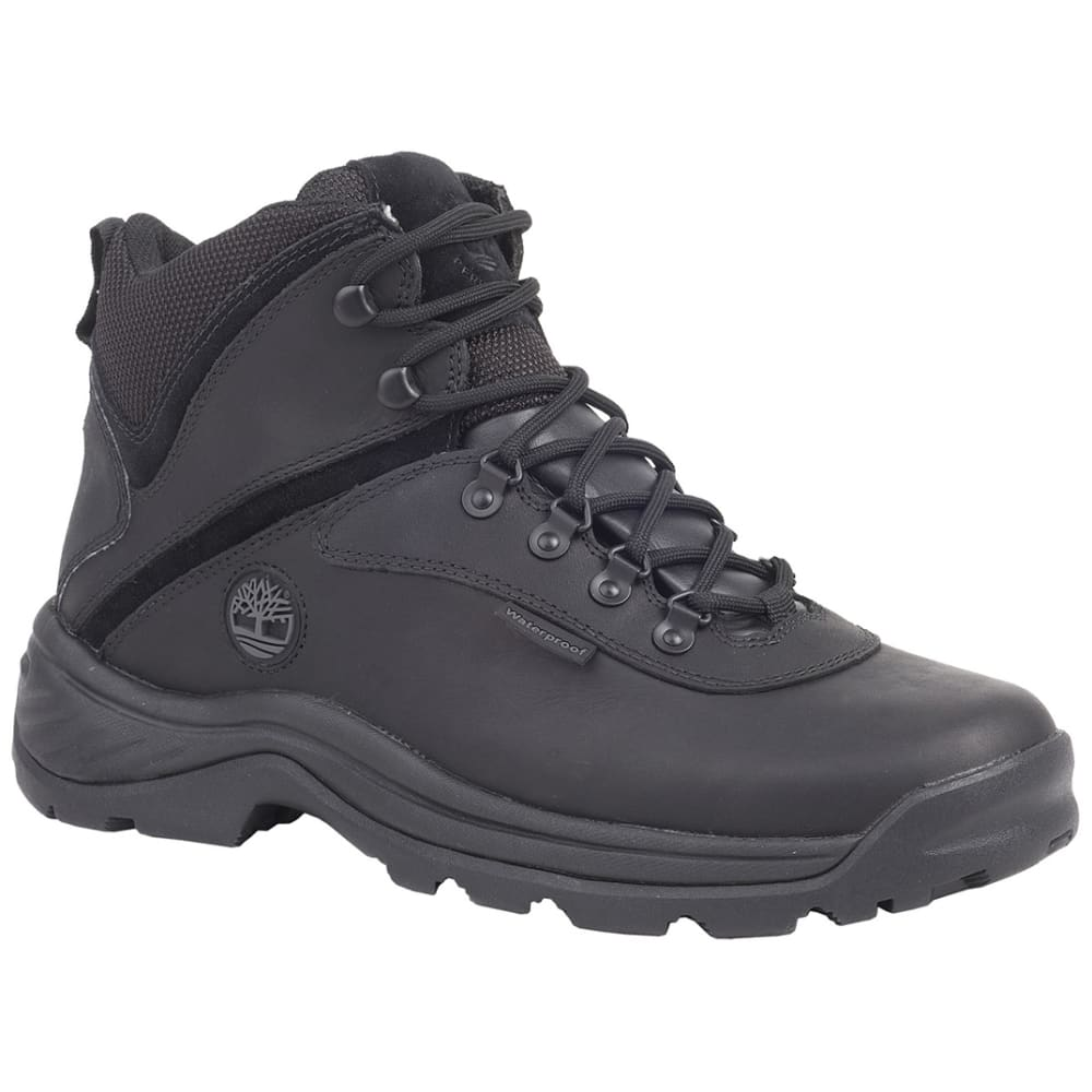 TIMBERLAND Men's White Ledge Waterproof Mid Boots, Wide Width 7.5