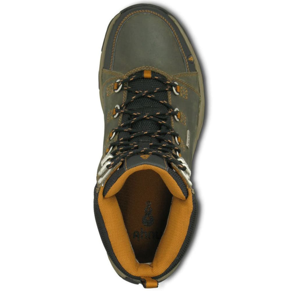 AHNU Men's Coburn Waterproof Hiking Boots - OLIVE