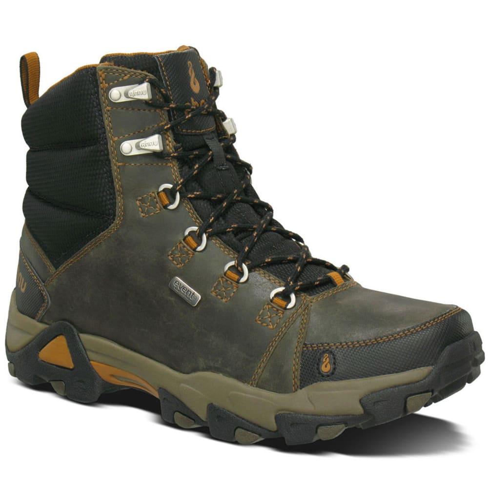 AHNU Men's Coburn Waterproof Hiking Boots - OLIVE