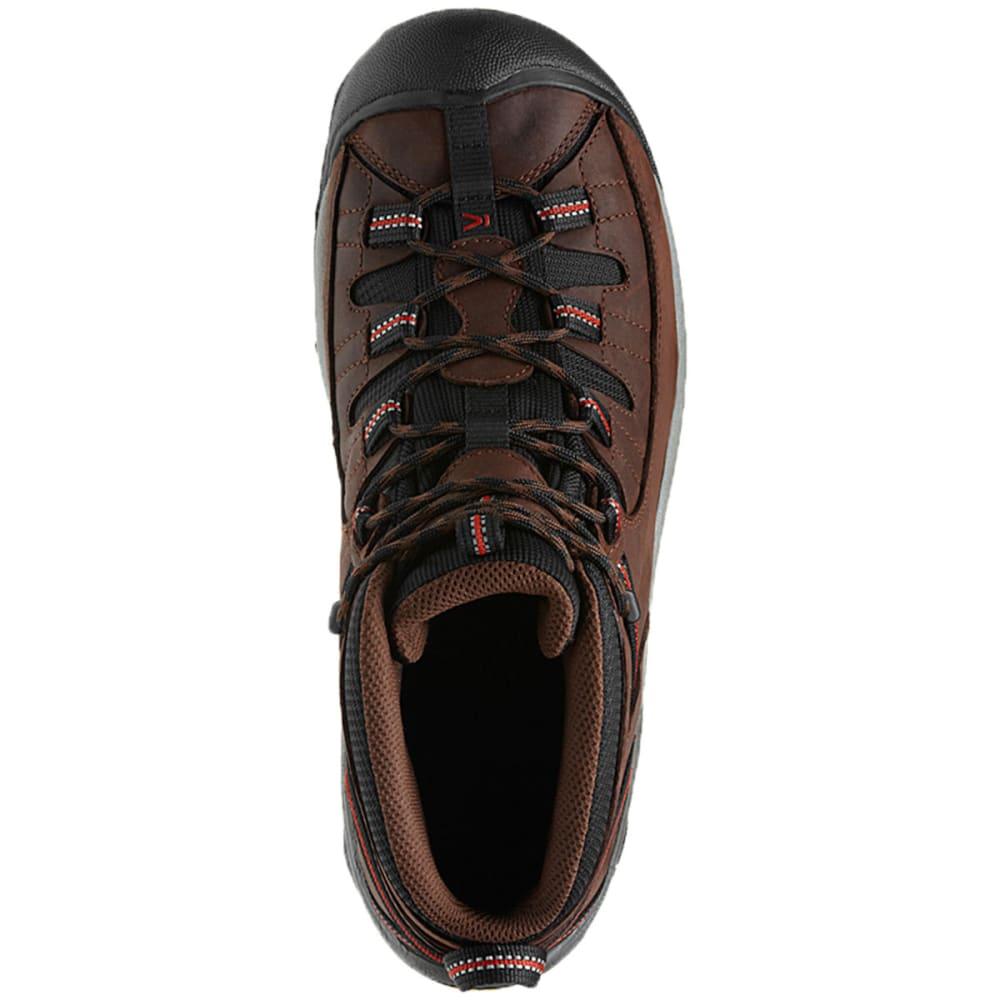 99e64a26945 KEEN Men  39 s Targhee II Mid WP Hiking Boots