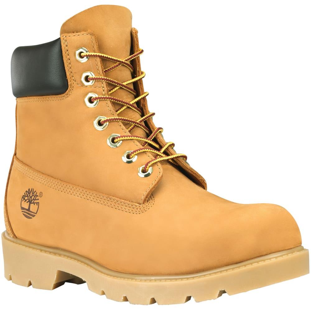 "TIMBERLAND Men's 18094M 6"" Basic Waterproof Boot - WHEAT 231"