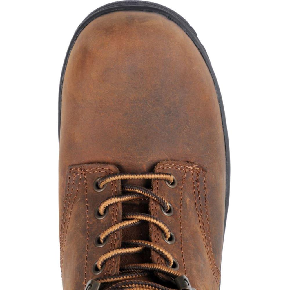 fcbe55a6c56a CAROLINA Men s 6 in. Steel Toe Work Boots - Wide Width