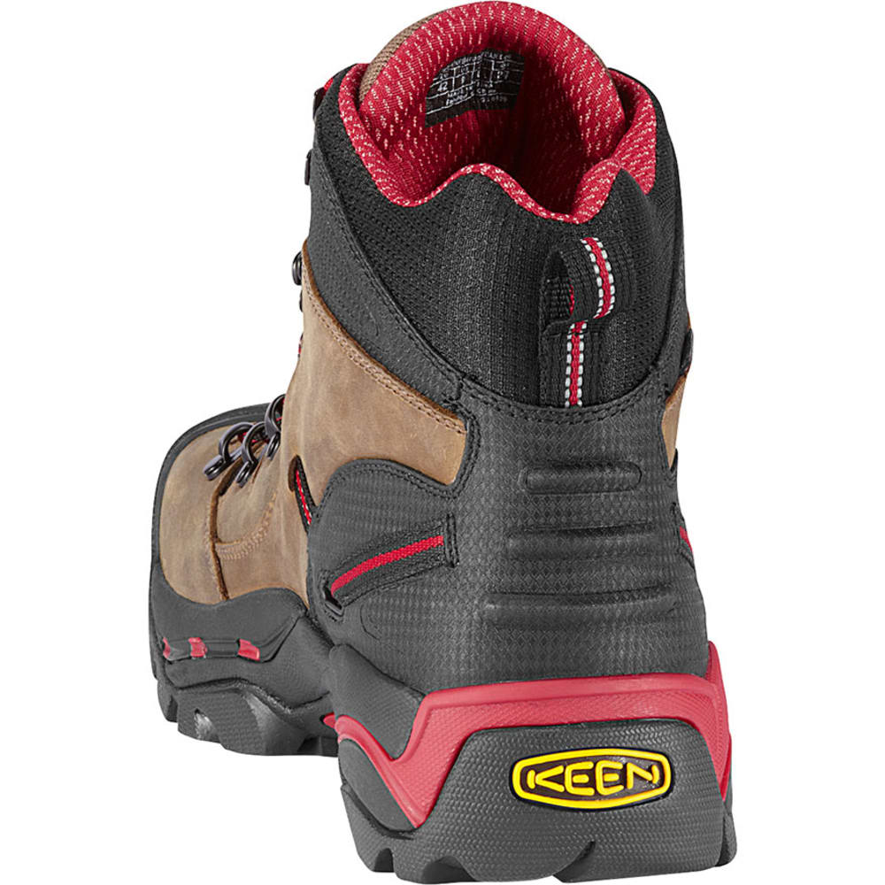 KEEN Men's Pittsburgh Boots - BISON