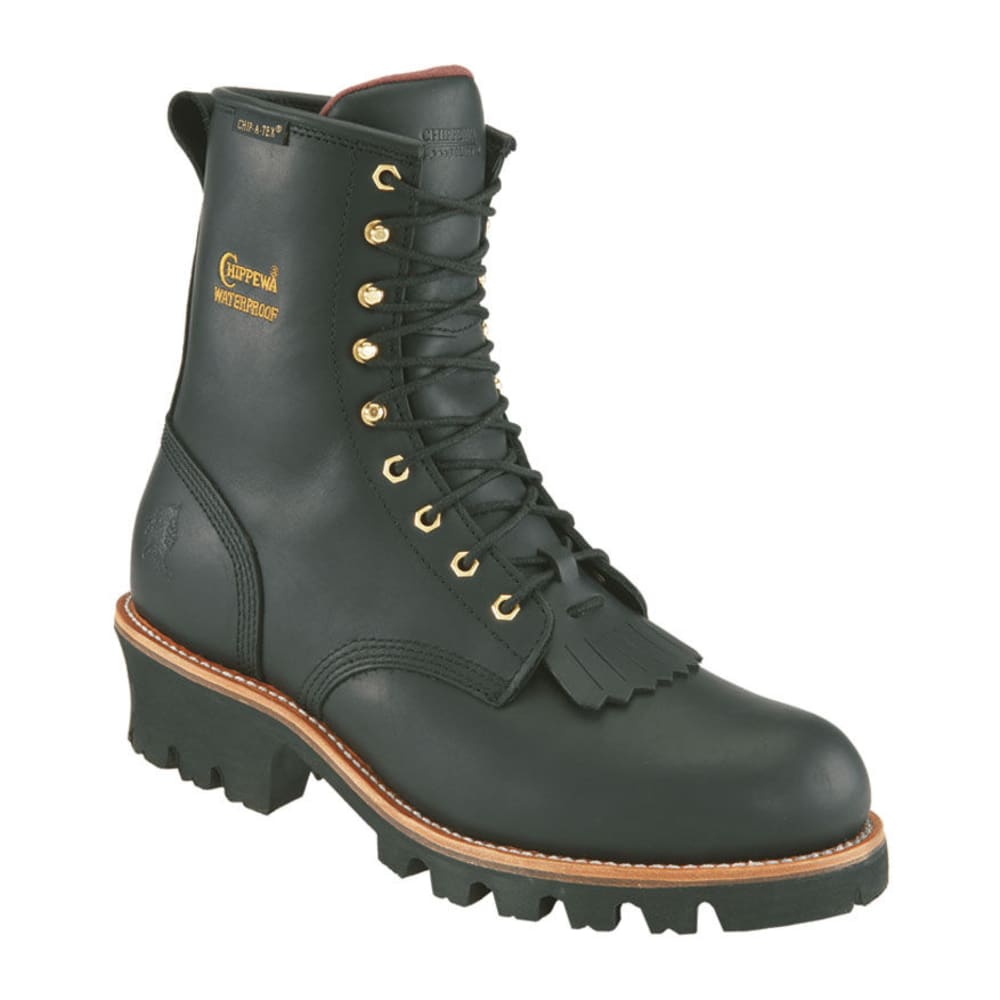 Chippewa Men's Insulated Waterproof Work Boots, Wide Width