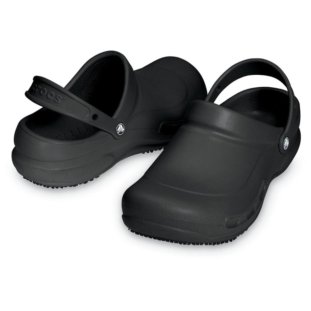 CROCS Men's Bistro Clogs - BLACK