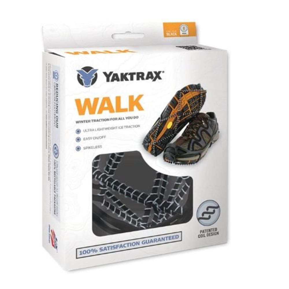 YAKTRAX Walk Traction Systems - BLACK