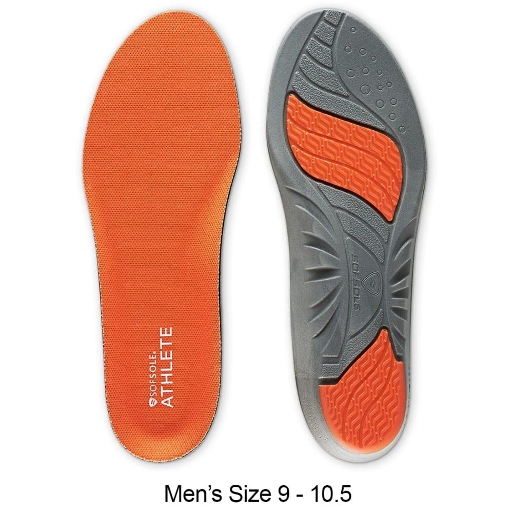 SOF SOLE Men's Athlete Insoles - ASST 9-10.5 13006