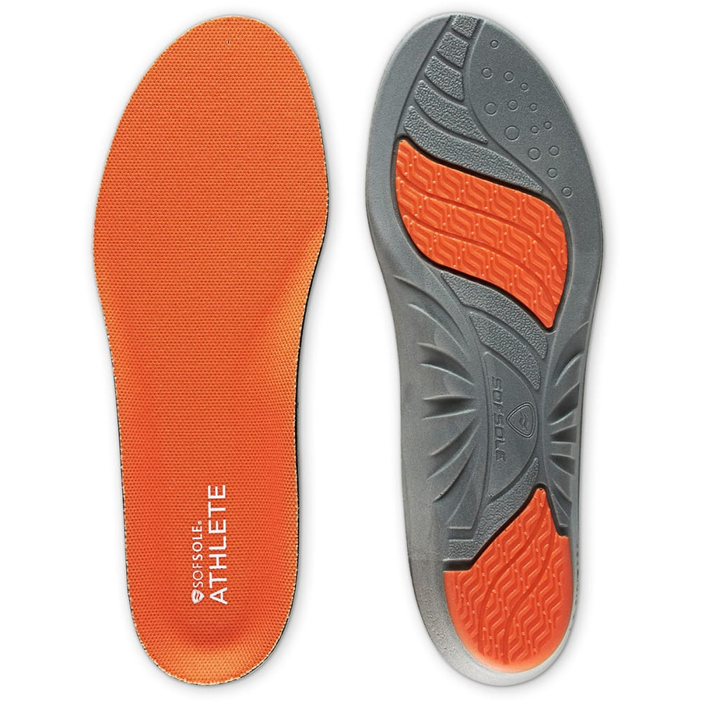 SOF SOLE Men's Athlete Insoles ONE SIZE