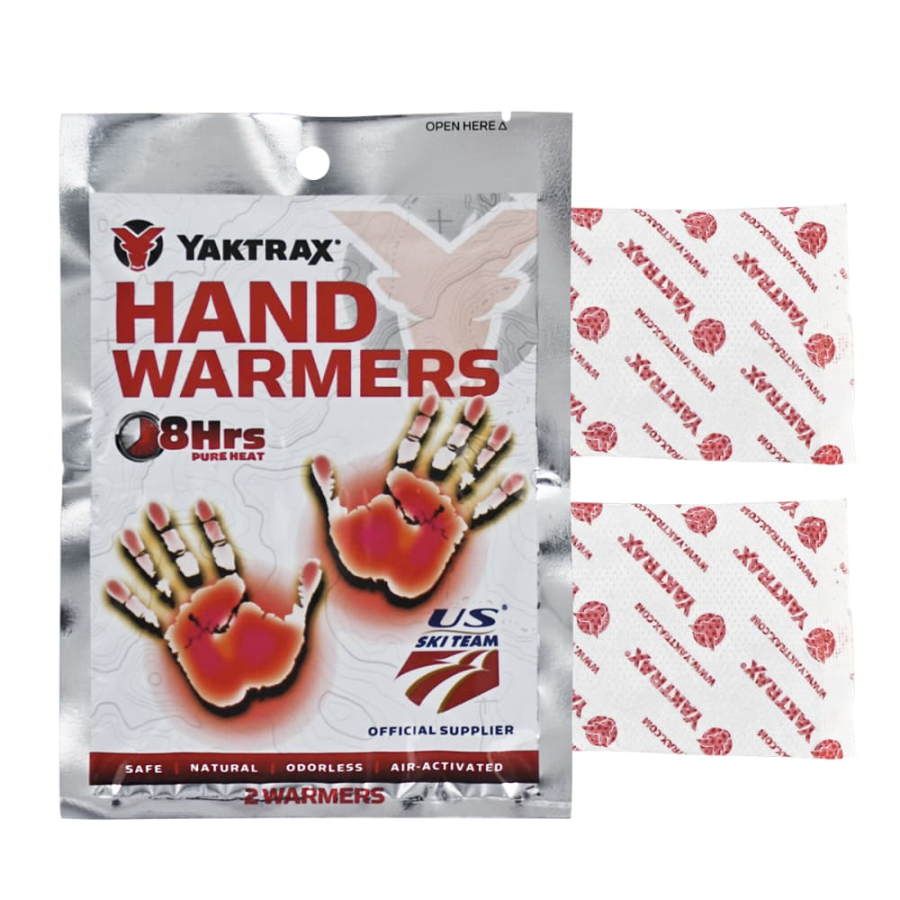 YAKTRAX Hand Warmers - NO COLOR