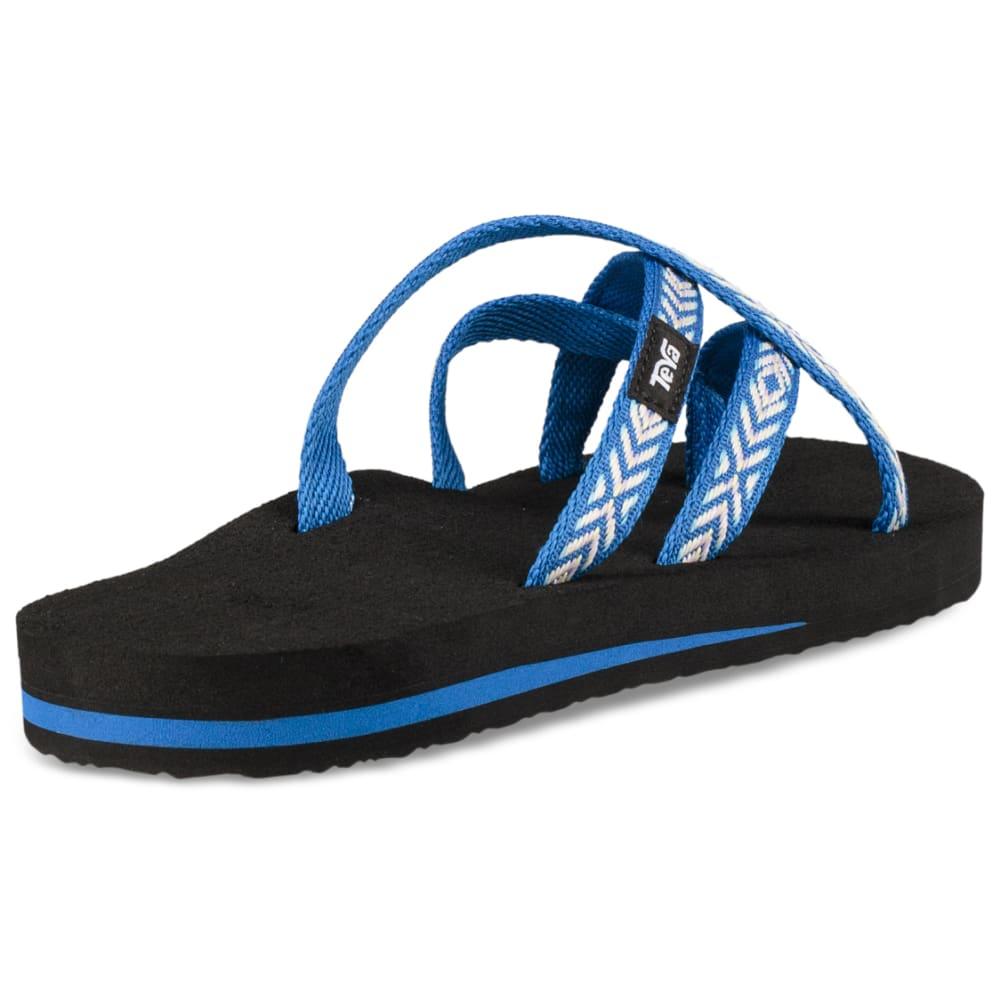 TEVA Women's Olowahu Sandals - HIMLYA LAPIS BL-HLSB