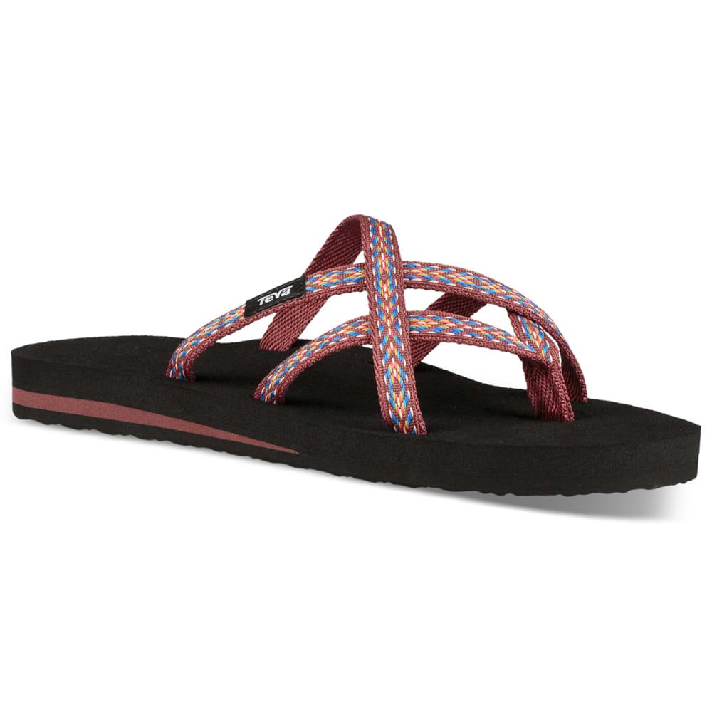 TEVA Women's Olowahu Sandals - HIMALAYA PORT-HYPR