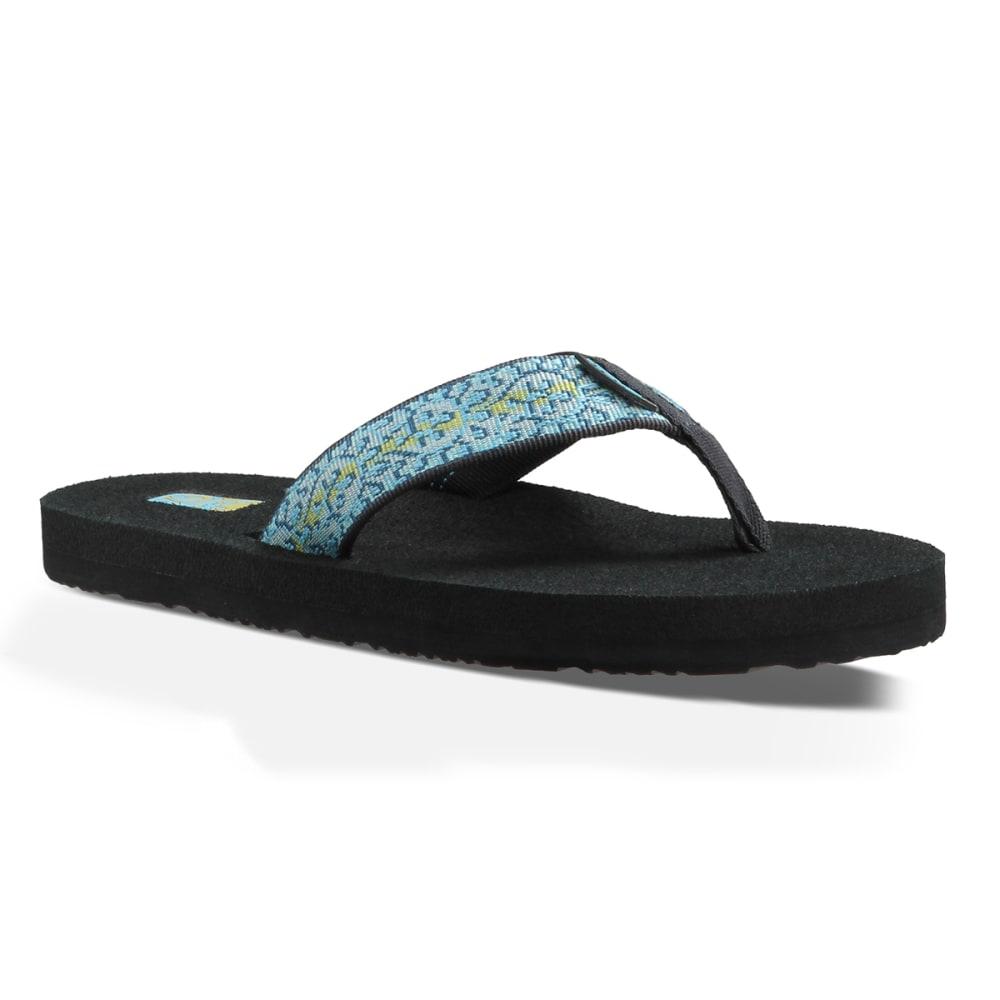 5b8c163d3f4e TEVA Women  39 s Mush II Sandals - COMPANERA BLUE 4198