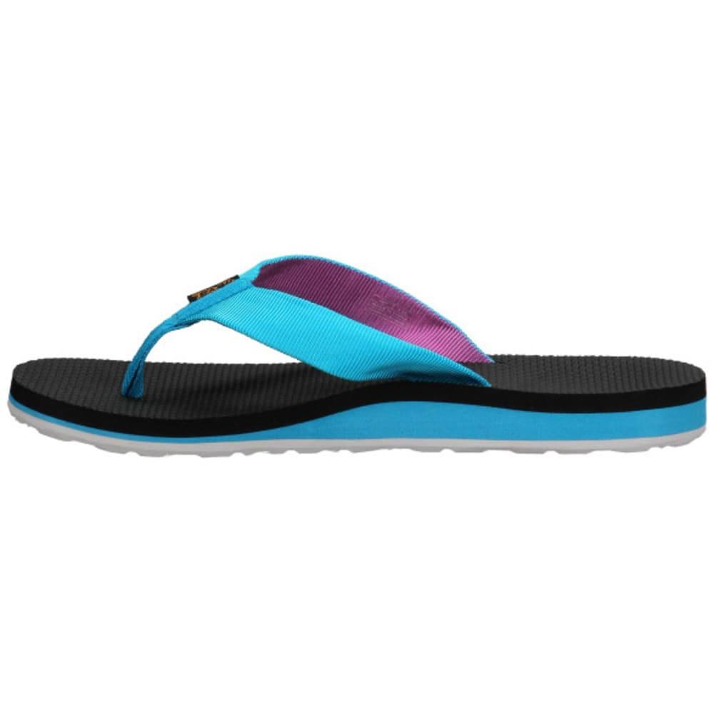 TEVA Women's Original Flip-Flops - TURQUOISE