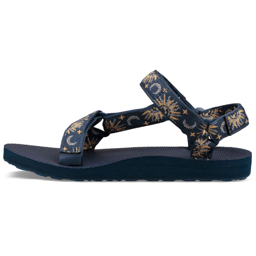 TEVA Women's Original Universal Sandals - SUN AND MOON-(SAMIB)
