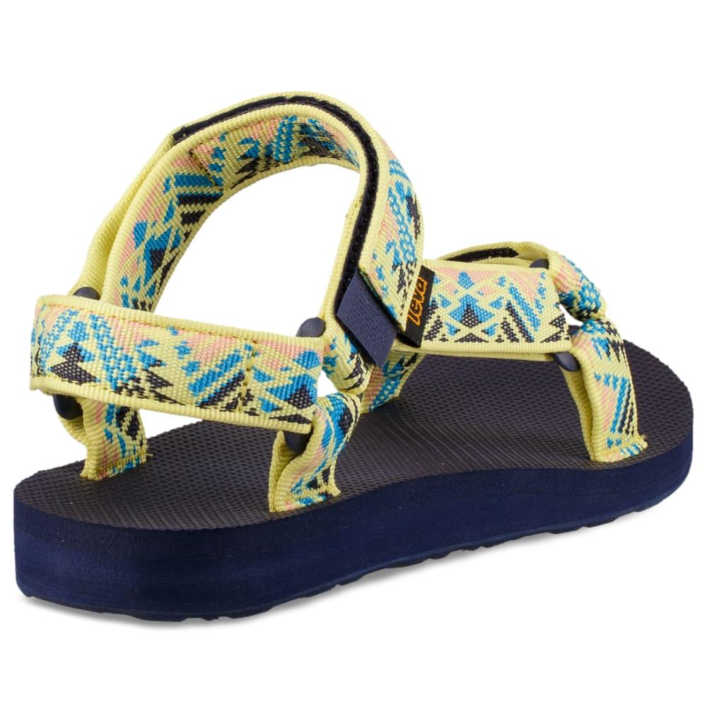 TEVA Women's Original Universal Sandals - BOOMRNG LIME-(BLMLG)