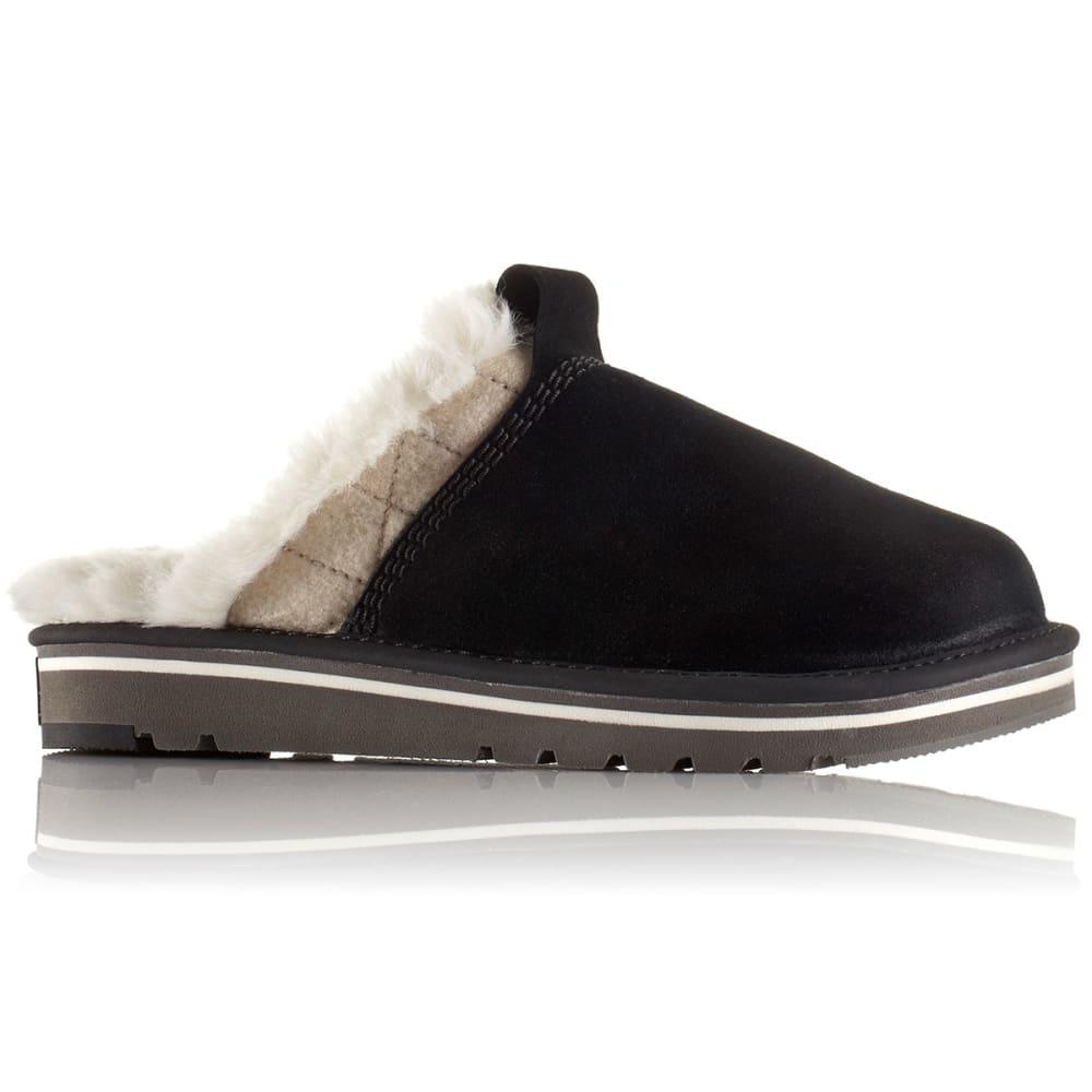 SOREL Women's Newbie™ Slipper - BLACK