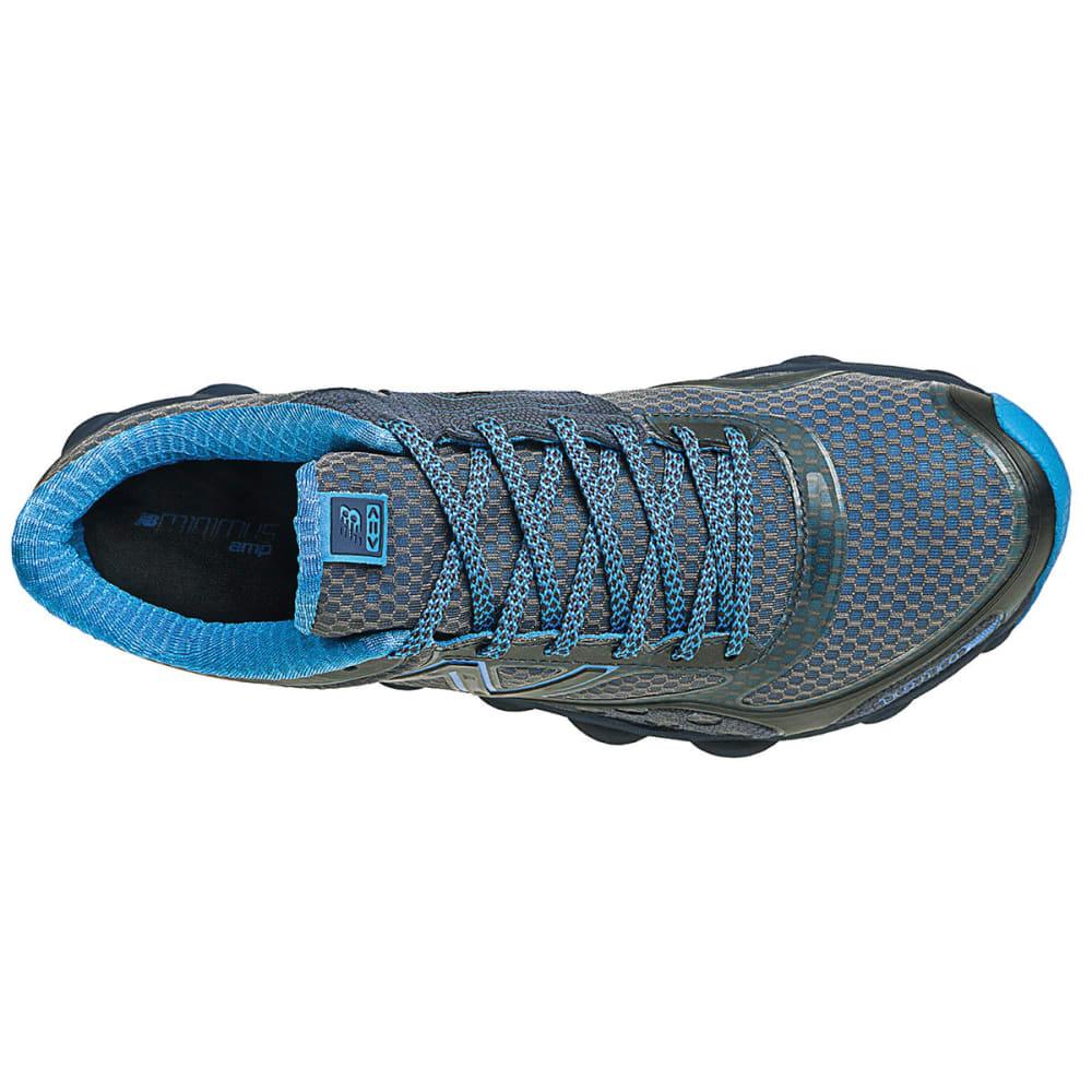 NEW BALANCE Men's MT1010 Trail Running Shoes, Grey - GREY/BLUE