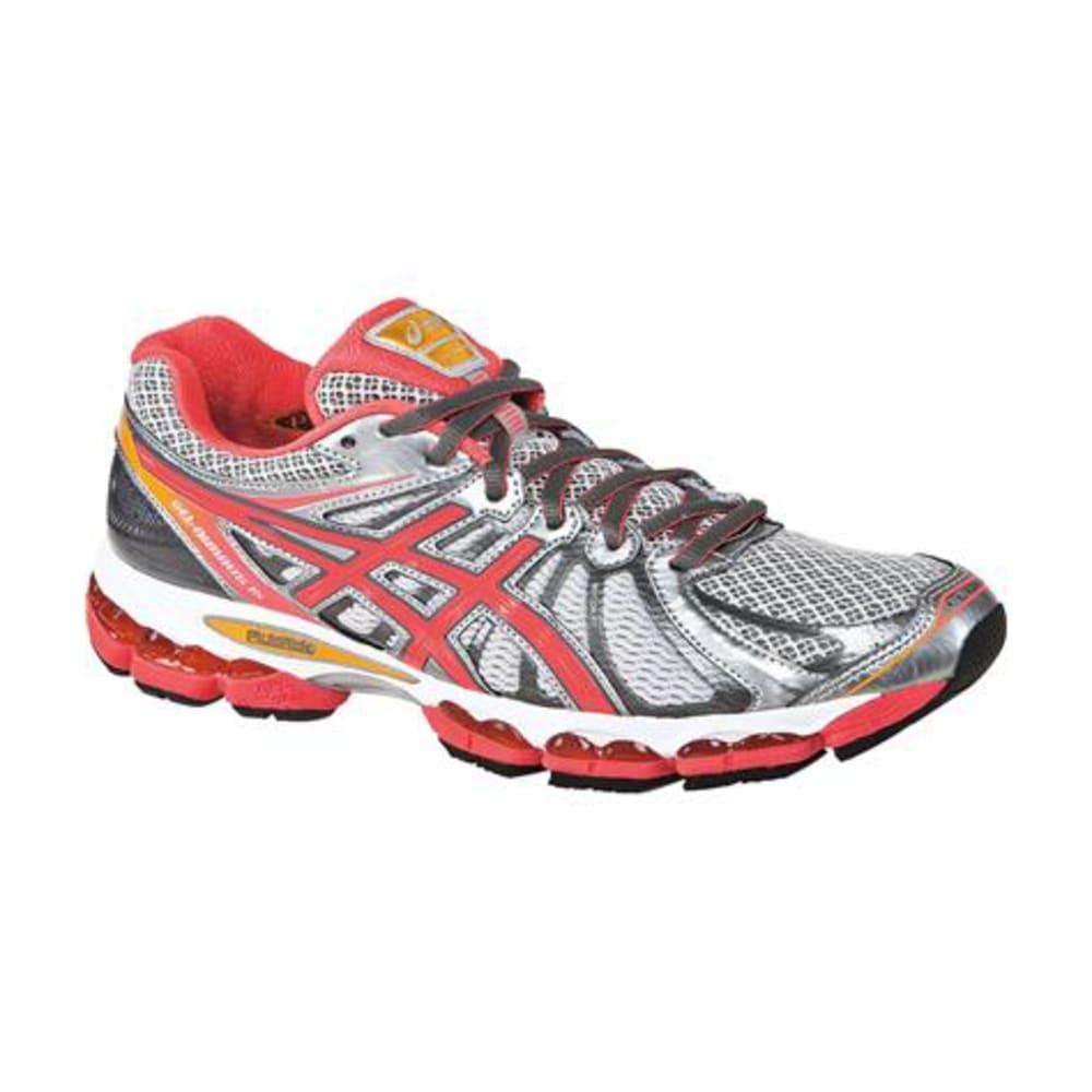 ASICS Women's GEL-Nimbus 15 Lite Running Shoes, Black/Coral - ONYX