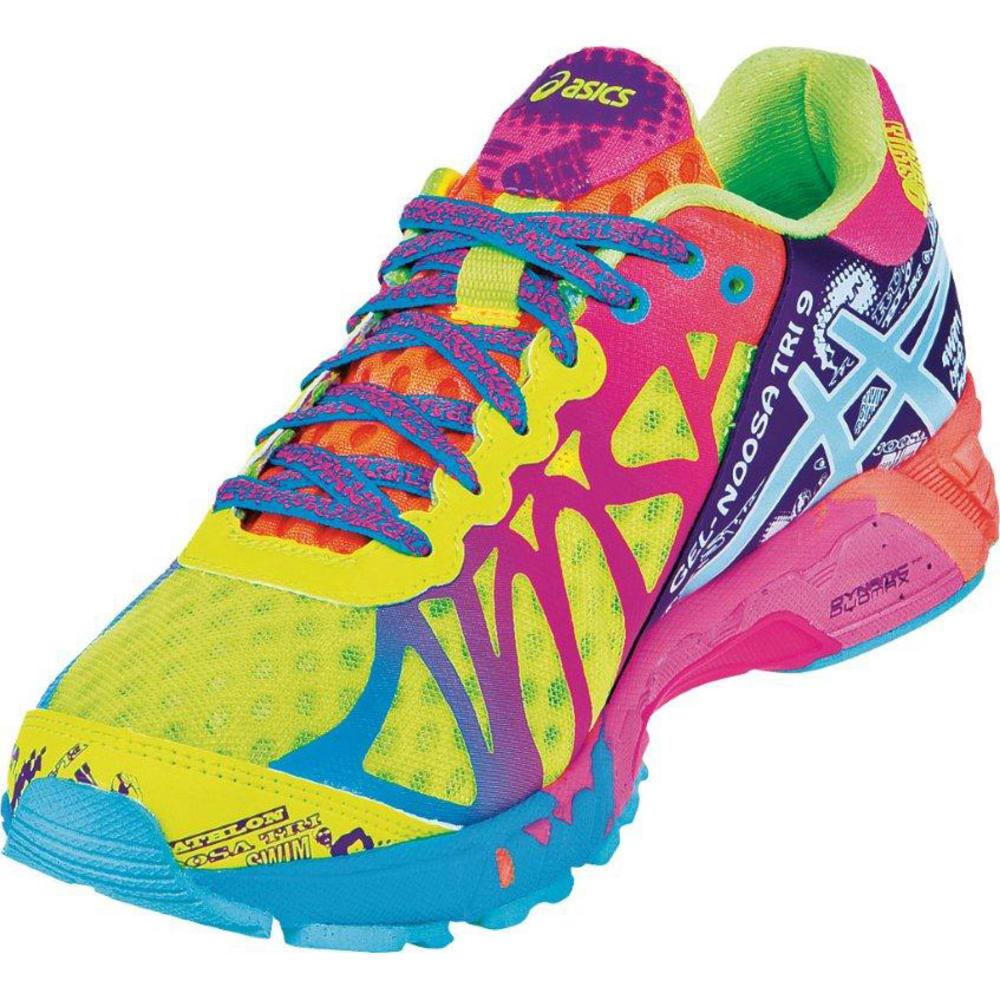 newest 31781 db15c ASICS Women  39 s GEL-Noosa Tri 9 Road Running Shoes, Black nbsp