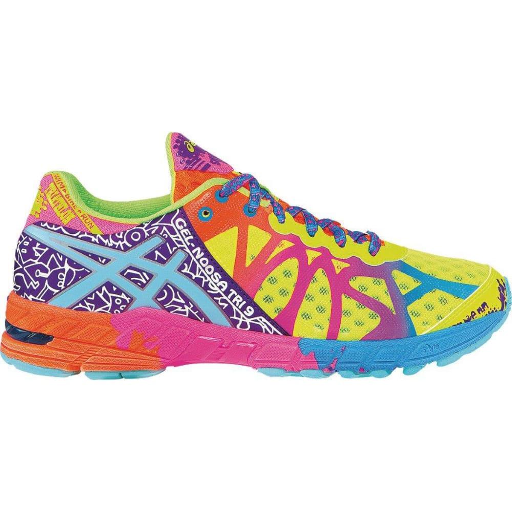 promo code 335d7 fe064 ASICS Women's GEL-Noosa Tri 9 Road Running Shoes, Black