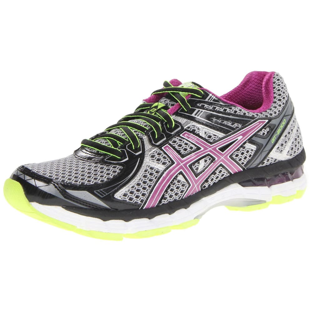 ASICS Women's GT 2000 2 Road Running Shoes, Wide
