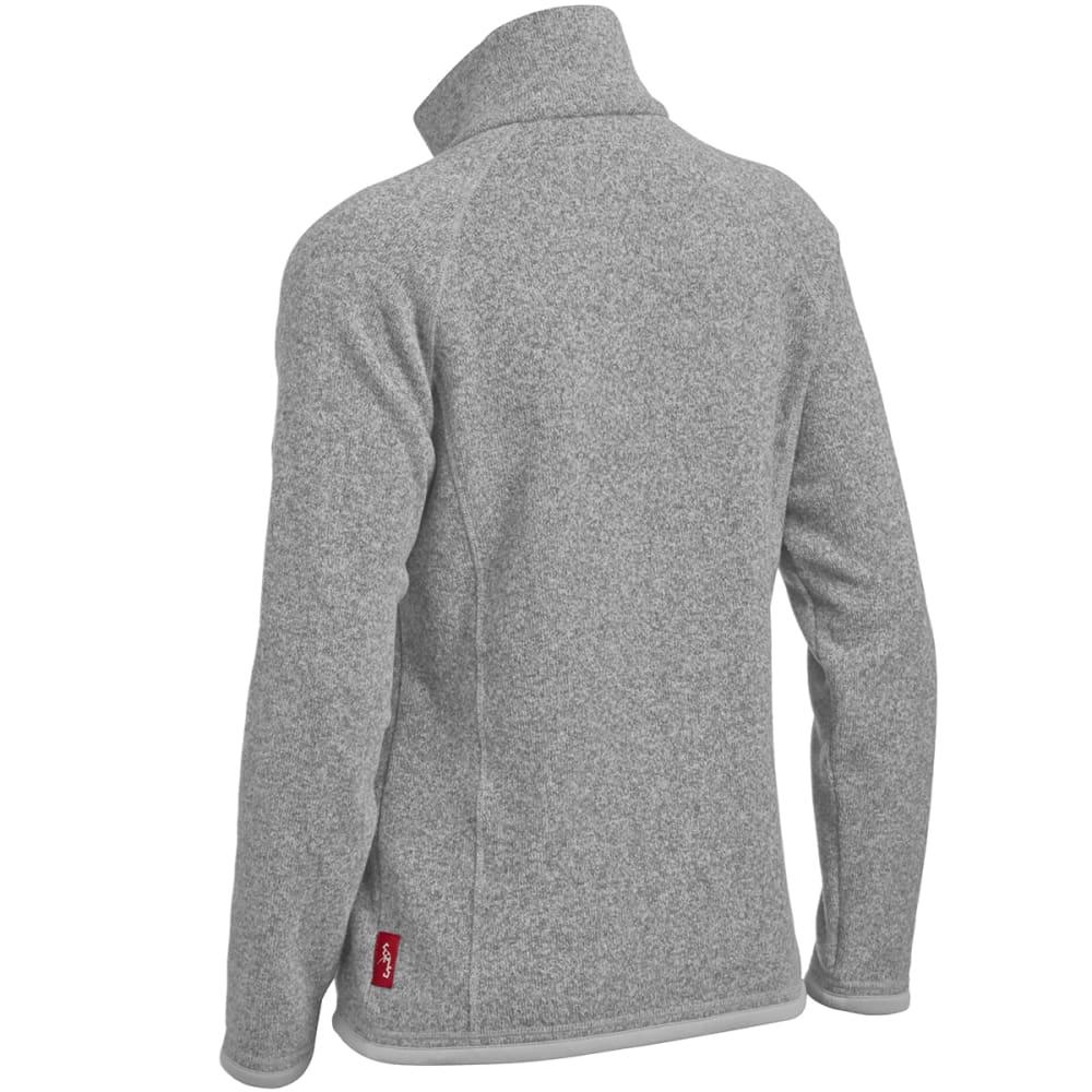 EMS® Women's Roundtrip Full-Zip Fleece Jacket - HIGH RISE