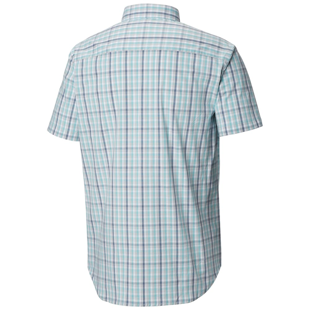 COLUMBIA Men's Rapid Rivers Mirage Short-Sleeve Shirt - 323 ICEBERG MULTI GI