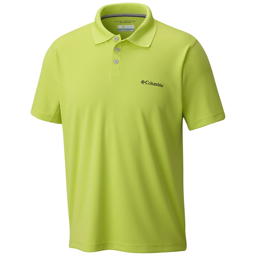 COLUMBIA Men's New Utilizer Polo Shirt - VOLTAGE-992