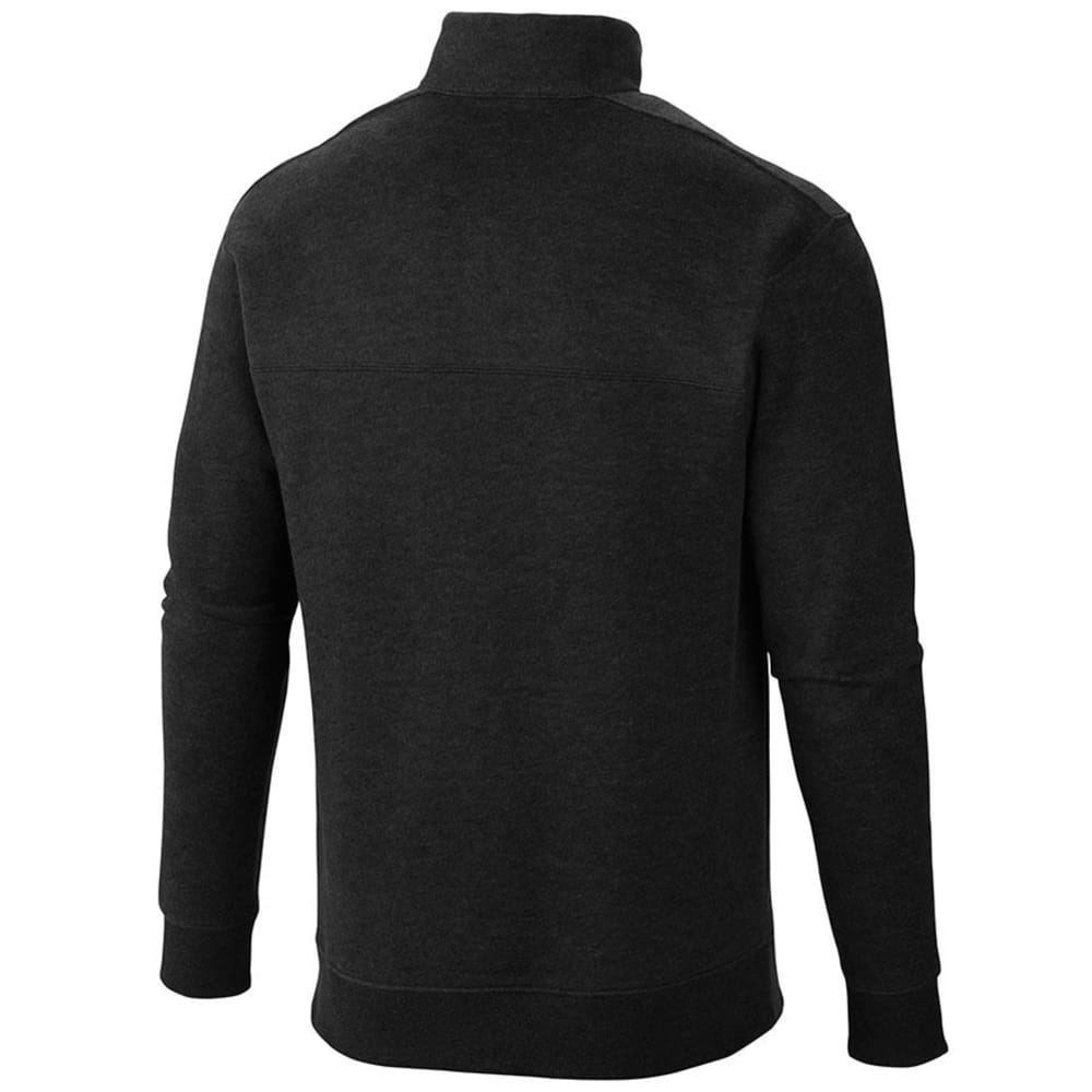 COLUMBIA Men's Hart Mountain 1/4 Zip - BLACK-010