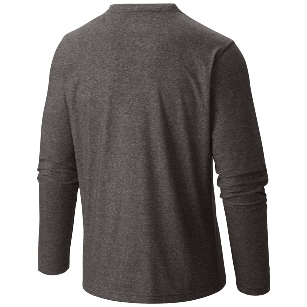 COLUMBIA Men's Thistletown Park Henley Shirt - CHR HTR-030