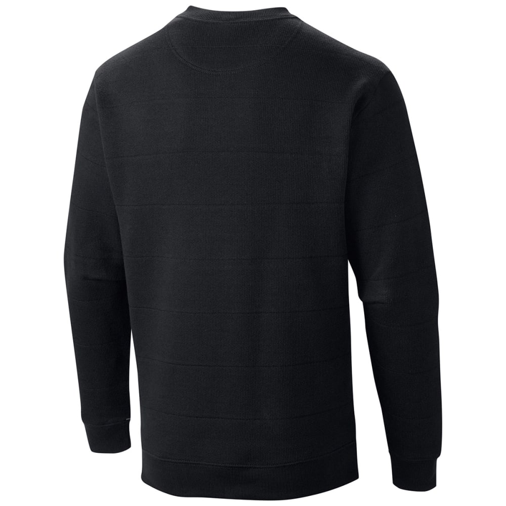 COLUMBIA Men's Great Hart Mountain II Fleece Crew - BLACK-010