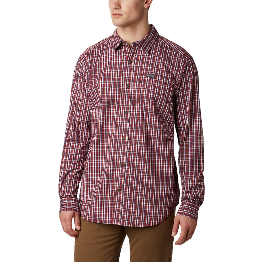 COLUMBIA Men's Vapor Ridge III Long-Sleeve Shirt M