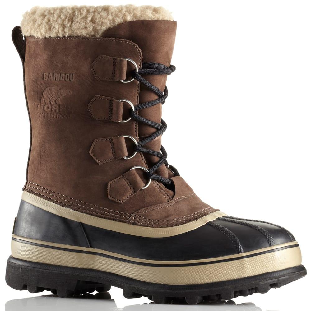 SOREL Men's Caribou Winter Boots - 238 BRUNO
