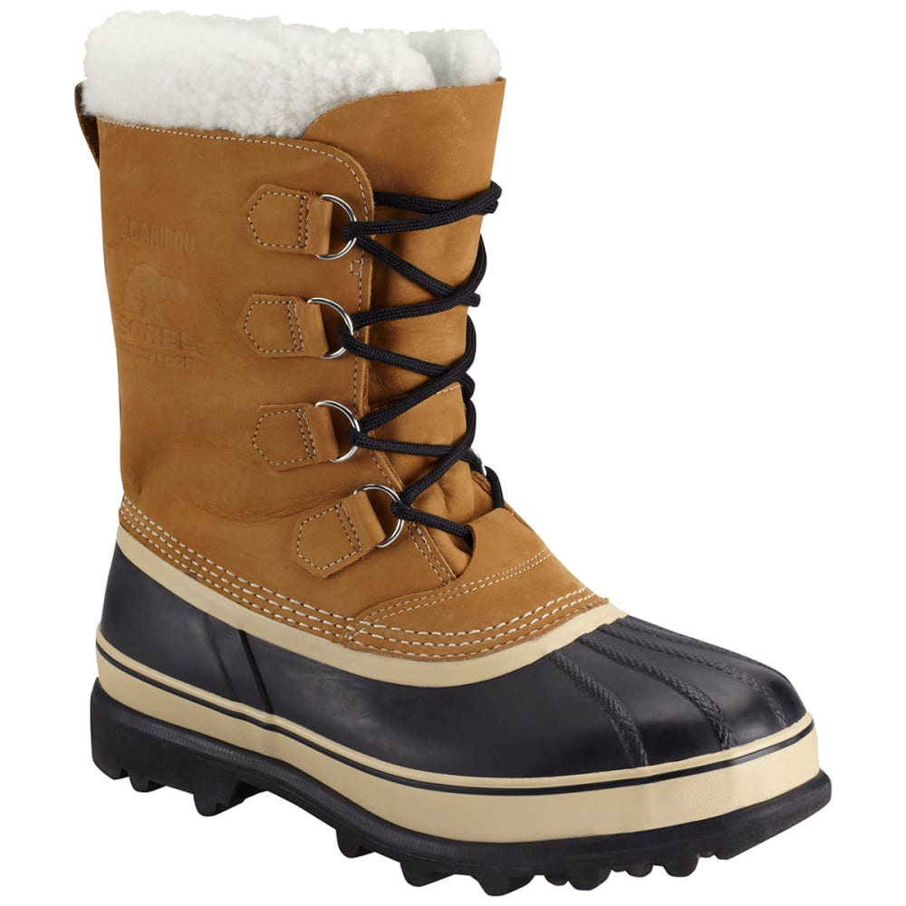 c81e68cbf SOREL Men's Caribou Winter Boots - 281 BUFF