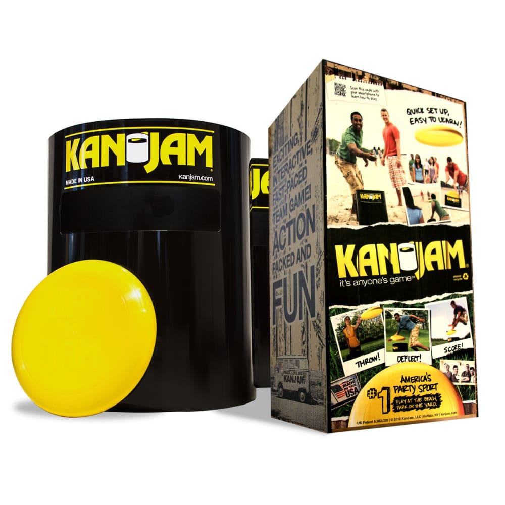 KAN JAM Original Disc Game - BLACK