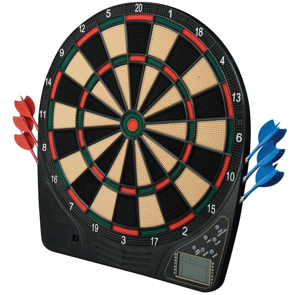 FRANKLIN Electronic Dartboard Game - ASSORTED
