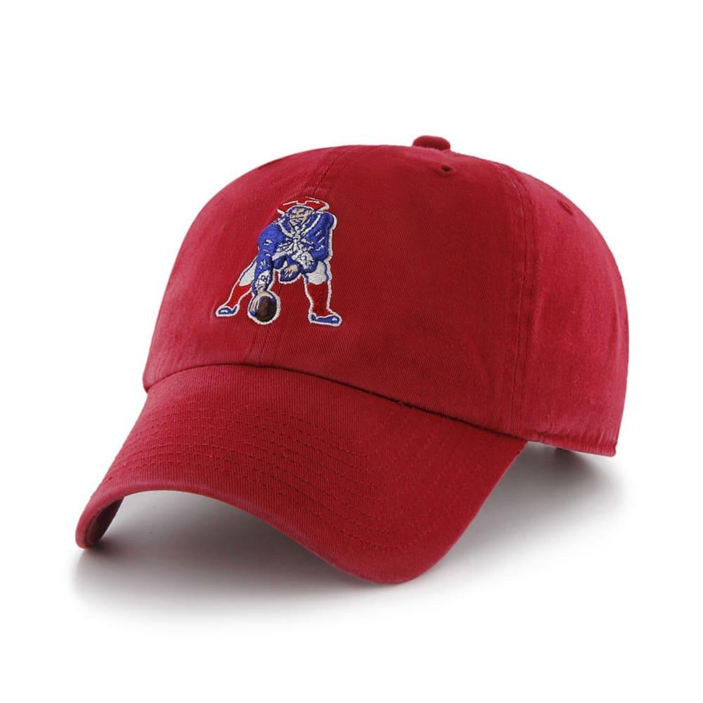 NEW ENGLAND PATRIOTS Men's '47 Adjustable Hat - RED