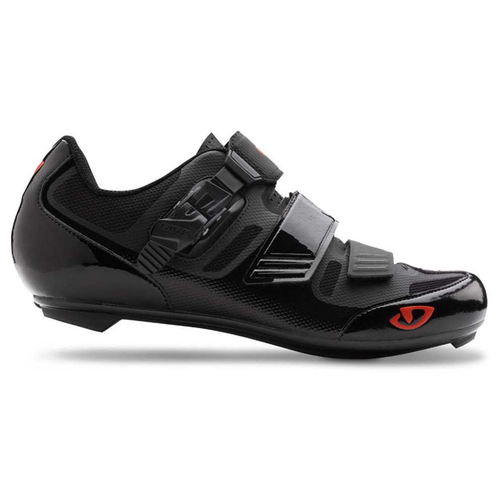 GIRO Men's APECKX II Cycling Shoes - BLACK