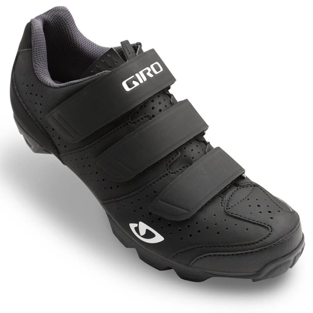 GIRO Men's Carbide R Cycling Shoes - BLACK/CHARCOAL