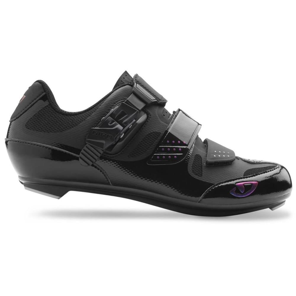 GIRO Women's Solara II Cycling Shoes - BLACK