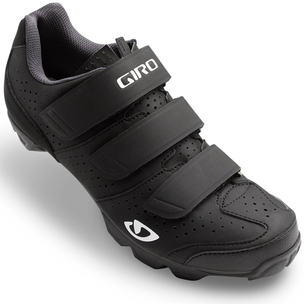 GIRO Women's Riela R Cycling Shoes - BLACK/CHARCOAL