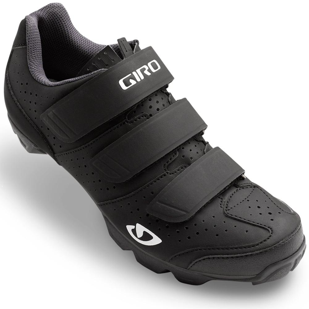 GIRO Women's Riela R Cycling Shoes - BLACK/CHARCOAL