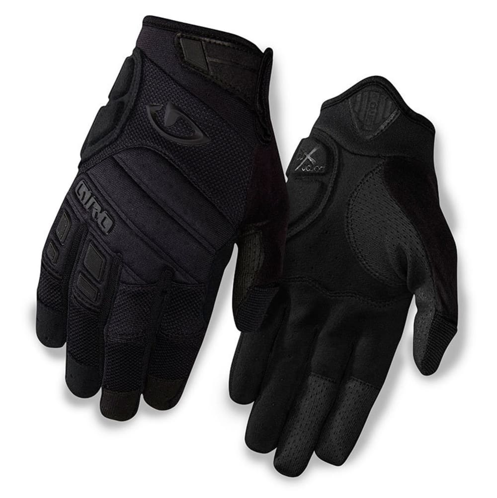 GIRO Xen Cycling Gloves - BLACK