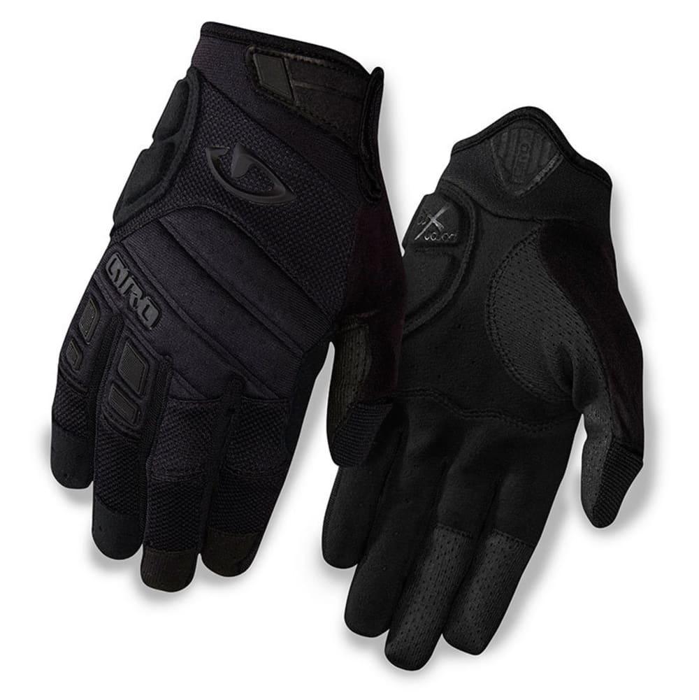 GIRO Xen Cycling Gloves - BLACK